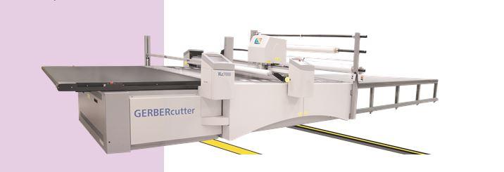 Xlc7000 Gerber Cutter